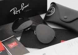 Rayban 2019 Original Sunglasses Brand Designer UV Protection Male Sun Glasses Eyeglasses gafas oculos de sol masculino RB3025