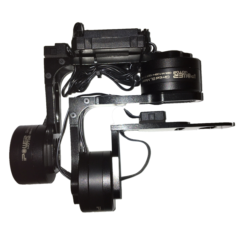 Clearance! 3-Axles Aerial Gimbal with Basecam AlexMos 32 bit Controller for Sony NEX5 RX-100 BMPCC FPV Aerial Photography