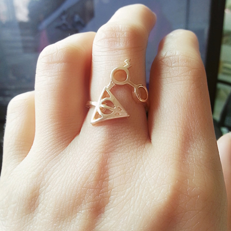 гпрри поттер кольцо купить