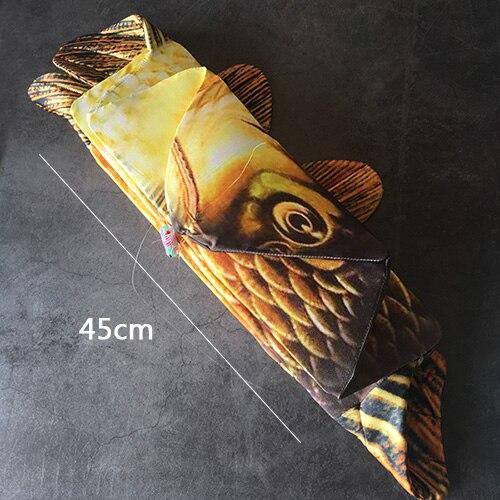 2019 nouveau FISM magie Jumbo poisson apparaissant poisson (130 cm) astuces pour magicien scène Illusions Gimmick poisson apparaissent de l'air drôle - 4