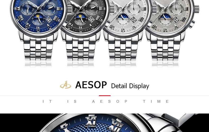 Часы AESOP 9016G
