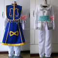 HUNTER X HUNTER Kurapika Unisex Uniforms Cosplay Costume Free Shipping