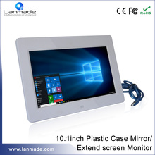 10.1 inch portable PC screen mini tv extend copy USB powered extend or lcd mirror monitor