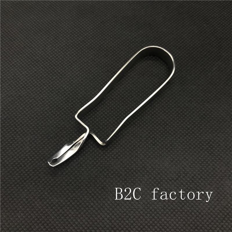 1pcs Stainless Steel Bone Screw Forceps Veterinary Orthopedics Surgical Instruments