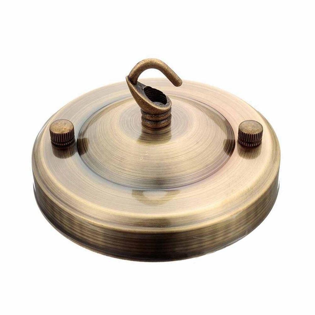 Crochet Pour Lustre tout métal plafond support solide crochet plaque de montage pour lustre