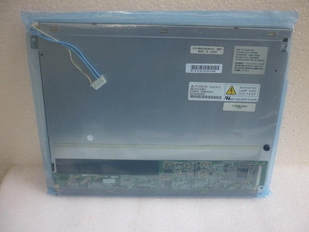 Perfetto AA121SL02 12.1 pollice Display LCD pannello di visualizzazione dello schermo LCD originale 12 mesi di garanzia
