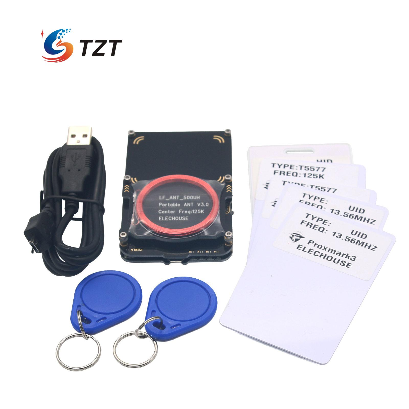 PM3 Proxmark 3 Easy(V3.0) Kit RFID Reader Writer UID T5577 Card Copier NFC Proxmark3 Clone Crack Update