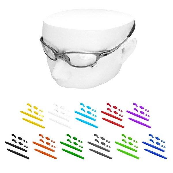 OOWLIT резиновые наборы носоупоров и ушей для солнцезащитных очков, Окли Джульетт