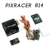 Pixracer R14 Autopilot Xracer Mini PX4 Flight Controller Board New Generation For Multicopter DIY FPV font