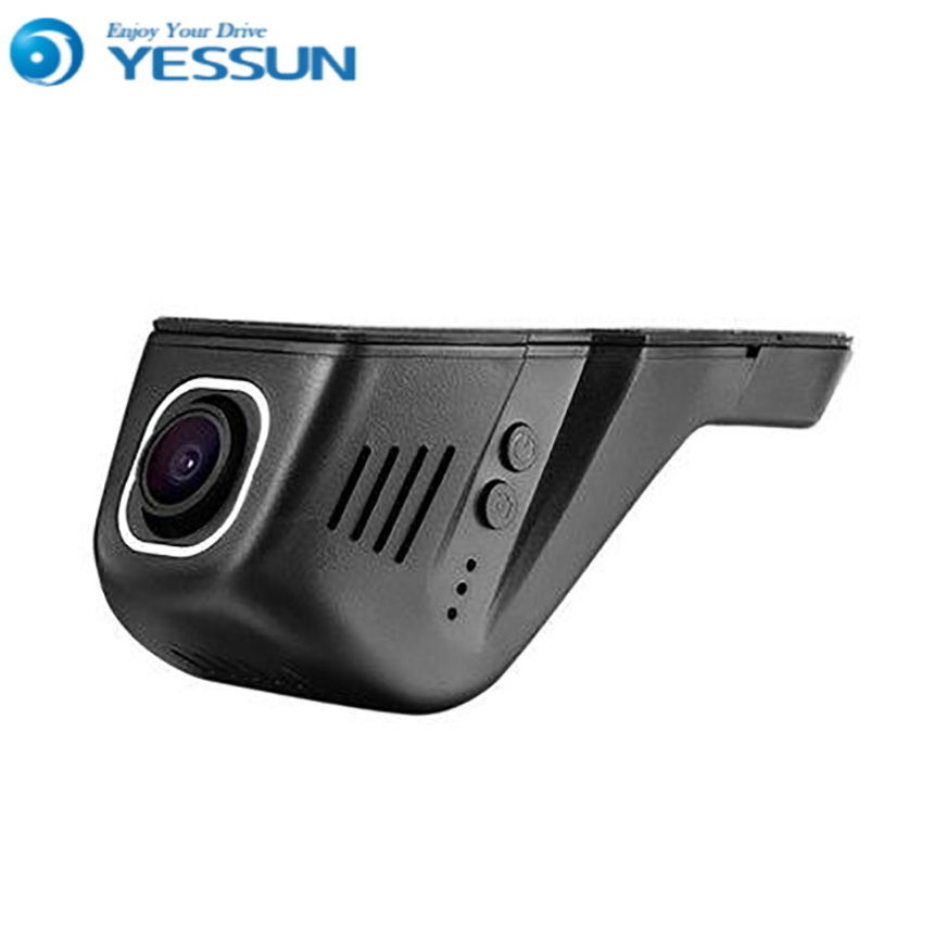 YESSUM For Toyota Vios / Lada Kalina 1 2 / Car Driving Video Recorder DVR Mini Control Camera Black Box / Registrator Dash Cam for kia carnival car driving video recorder dvr mini control app wifi camera black box registrator dash cam original style page 4