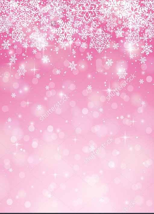 detail feedback questions about pink snowflake christmas backgrounds