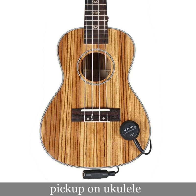 Guitar Pickup For Acoustic Guitar Sunyin Transducer Piezo Vibration