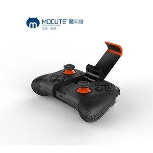 Image 4 - 050 Bluttooth Selfie בקר Gamepad ג ויסטיק Bluetooth VR משחק Pad אנדרואיד Gamepad עבור מחשב תריס שלט רחוק טלפון חכם