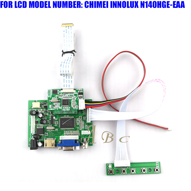 Hdmi Vga 2av Led Controller Board Monitor Kit For Chimiei Innolux N140hge-eaa 14 1920x1080 30pin Edp Tft Lcd Display Panel Aromatic Flavor Back To Search Resultscomputer & Office