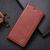 Vindima estojo de couro genuíno para xiaomi redmi 4 4a/redmi 4 Pro Prime 5.0 ''Luxo Telefone Flip Fique Capa de Couro do couro