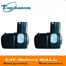 2PCS High Quality Power Tool Battery For Hitachi EBM1830 BCL1815 DH18DL DS18DL DV18DL 18V 3000mAh Li-ion Rechargeable Batteries