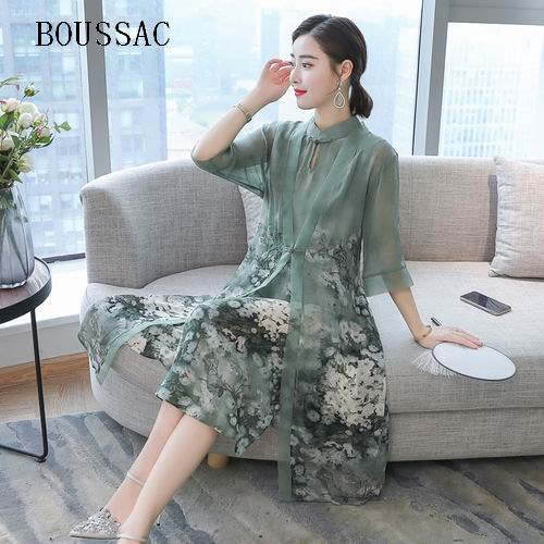 1c89b1ffd52 ᑎ‰ Big promotion for silk clothes pieces and get free shipping ...