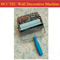 A Combo Of 6 Two Color Wall Decorative Machines With 1 Unit Of DEER Decoration Paint
