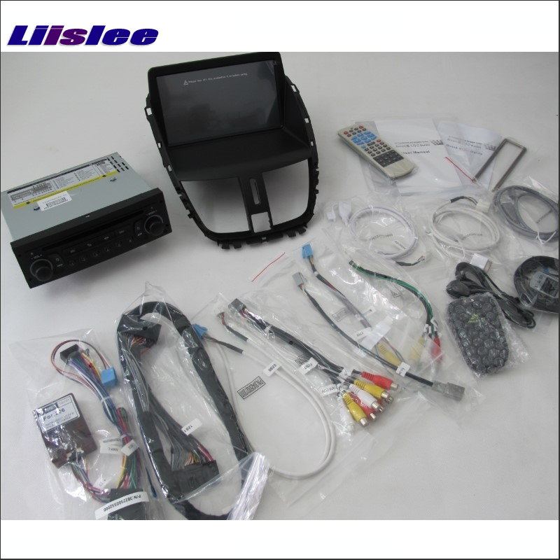 Prime Us 434 6 18 Off Liislee For Peugeot 206 Plus 207 2006 2012 Radio Dvd Player Screen Audio Stereo Gps Navi Map Navigation Android S160 System In Wiring Database Rimengelartorg