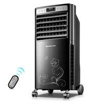 Дома нагреватель кондиционер вентилятор с дистанционным управлением охлаждения вентилятор запланированное бронирование Мини Портативны