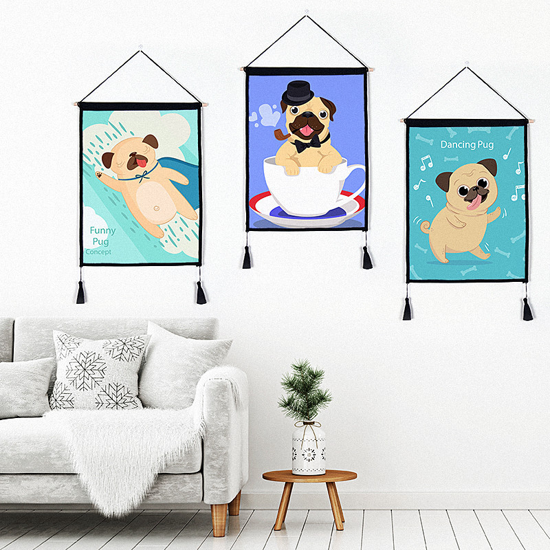 Aliexpress.com : Buy Creative Hanging Painting For Living