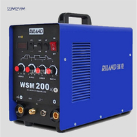 WSM 200A welding machine welding machine can be argon arc welding and welding Spot Welder 220V 50/60 Hz ,Current decay time 0 5S