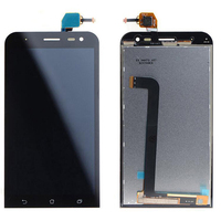 For ASUS Zenfone 2 Laser ZE500KL Z00ED Black LCD Display Touch Screen Digitizer