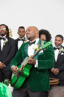 TPSAADE Green Mens Tuxedos Velvet One Button Shawl Lapel Blazers Jacket Men Groomsmen Suits For Weddings Men Wedding Suits