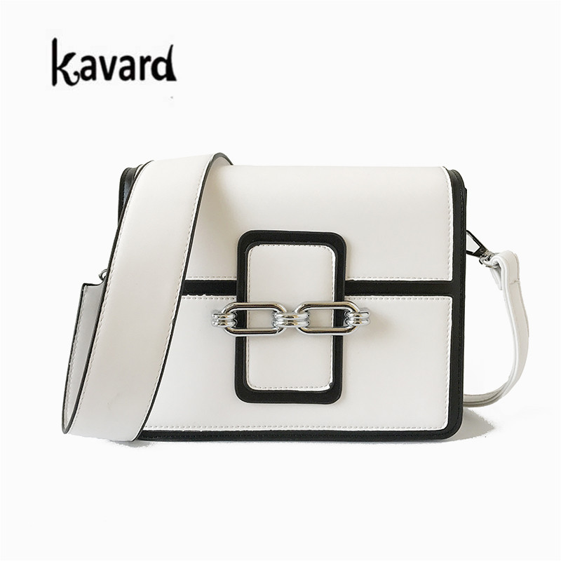 db2c17d35e5f kavard luxury handbag designer bags famous brand women bags 2018 crossbody  bags for women clutch sac a main femme bolsos mujer-in Shoulder Bags from  Luggage ...