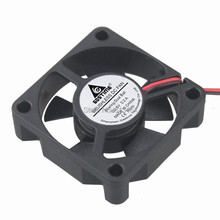5Pcs Gdstime Ball Bearing DC 5V 2Pin Mini Cooling Brushless 3510 Fan 35MM 35x35x10mm Small Cooler