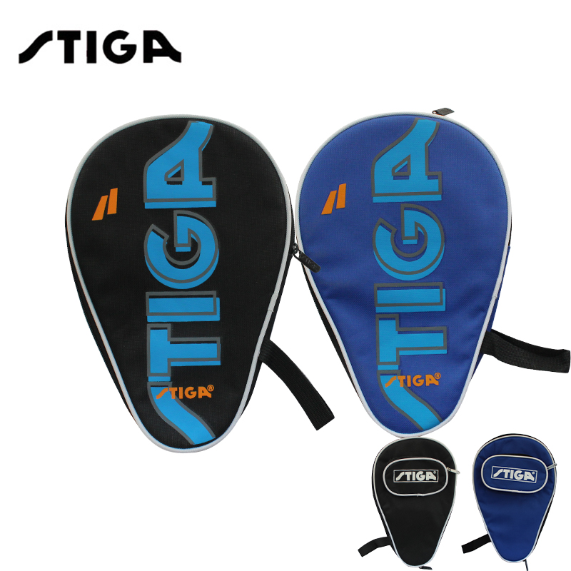 Stiga Donic Yinhe Sanwei Table Tennis Rackets Bag Sport Cover Ping Pong Bat Racquet Sports Case