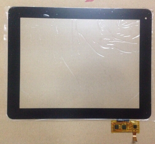 New For 9.7 Prestigio MultiPad PMP5197D Tablet Touch Screen Digitizer Touch panel glass sensor replacement Free Shipping witblue new touch screen for 9 7 archos 97 carbon tablet touch panel digitizer glass sensor replacement free shipping