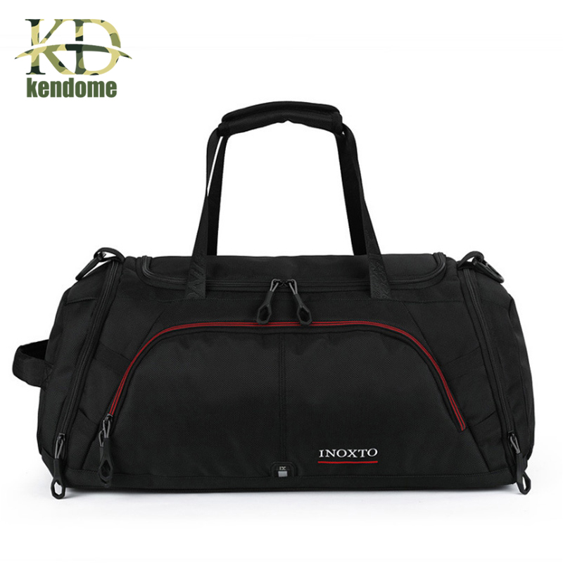 2018 New Special Waterproof Sports Gym Bag Large Outdoor Multifunction Sporting Travel Handbag Training Duffle Bag For Men Women все цены