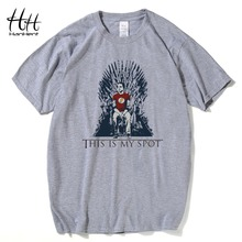 Sheldon on an Iron Throne T-Shirt for Men