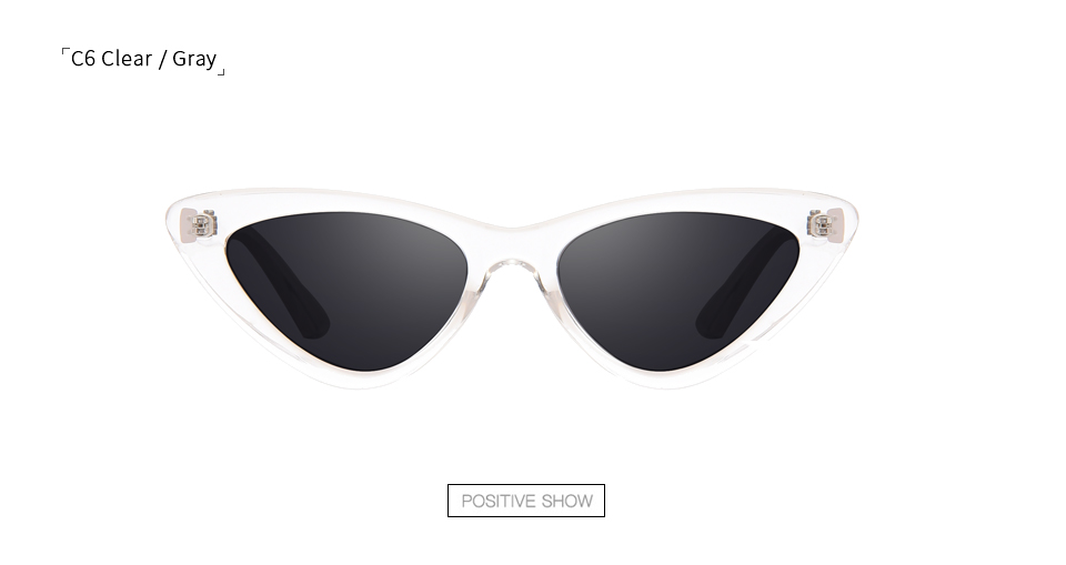 HTB1u8aRlLBNTKJjy0Fdq6APpVXal - Winla Fashion Design Cat Eye Sunglasses Women Sun Glasses Mirror Gradient Lens Retro Gafas Eyewear Oculos de sol UV400 WL1127
