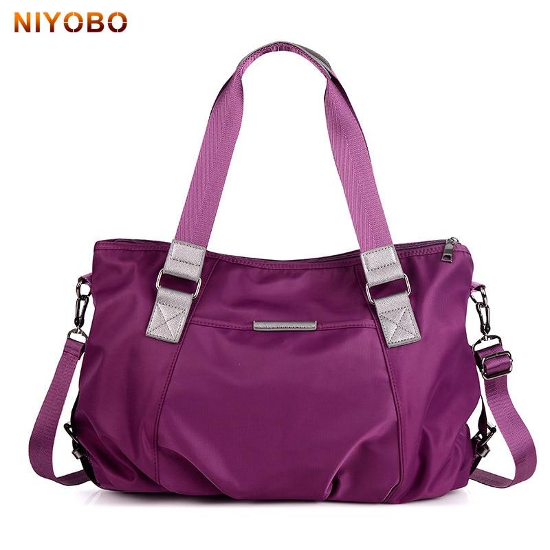 Висока якість жіноча сумка великої ємності чоловічі сумки Оксфорд леді повсякденний багаж Duffle сумка Bolsa Feminina PT1239