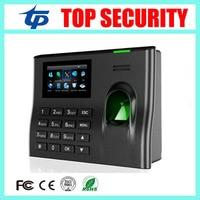 Free Shipping High Speed ZK TCP IP Biometric Fingerprint Time Attendance Recorder System Live ID Fingerprint