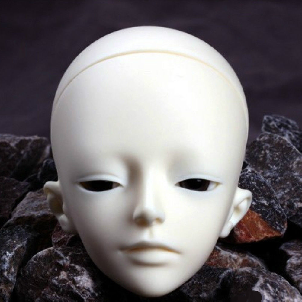 [wamami] AOD 1/4 BJD Dollfie Girl Doll Parts Single Head (Not Include Make-up)~BING Sheng