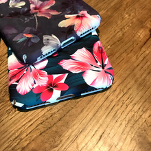 iPhone Floral Plastic Phone Cases