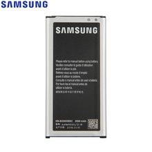 Original EB-BG900BBC Battery For Samsung S5 G900S G900F G900M G9008V 9006V 9008W 9006W G900FD Replacement Phone Battery 2800mAh аккумулятор мобильного телефона samsung eb bg900bbegru для galaxy s5 g900f g900fd 2800 mah