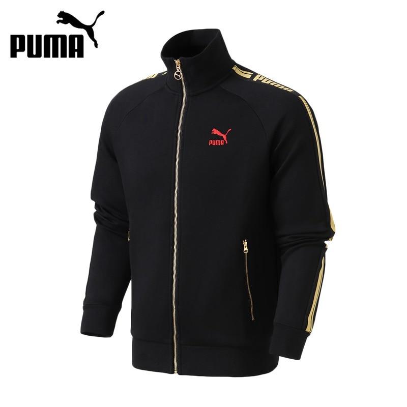 Original New Arrival 2019 PUMA LUXE PACK Track Jacket Dk Men s jacket Sportswear