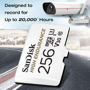 Image 4 - Sandisk Geheugenkaart Hoge Uithoudingsvermogen Video Monitoring 32Gb 64Gb Microsd kaart Sdhc/Sdxc Class10 40 Mb/s Tf kaart Voor Video Monitoring