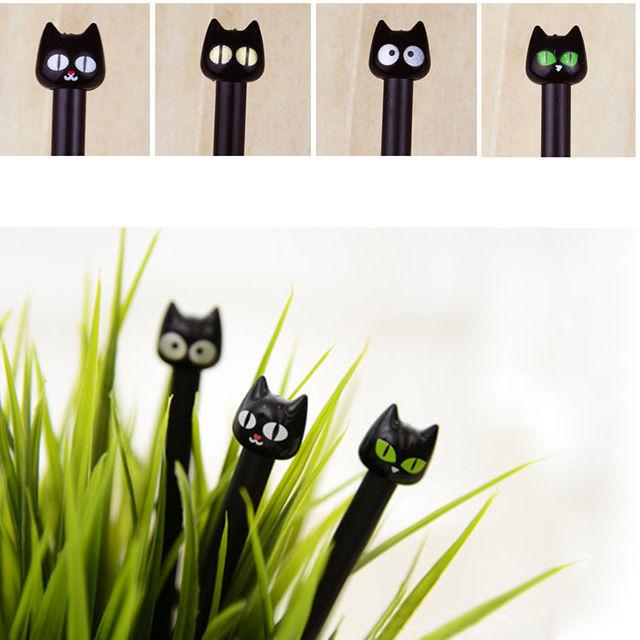 Aliexpress.com : Buy 2 PCS Cute Korea Style Office Supplies Cat ...