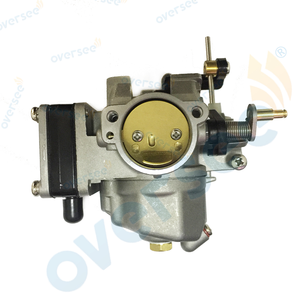 6E8-14301-00 2 stroke CARBURETOR For Yamaha 9.9HP 15HP 9.9 15 Outboard Engine Boat Motor aftermarket 6E8-14301-00 684-14301-036E8-14301-00 2 stroke CARBURETOR For Yamaha 9.9HP 15HP 9.9 15 Outboard Engine Boat Motor aftermarket 6E8-14301-00 684-14301-03