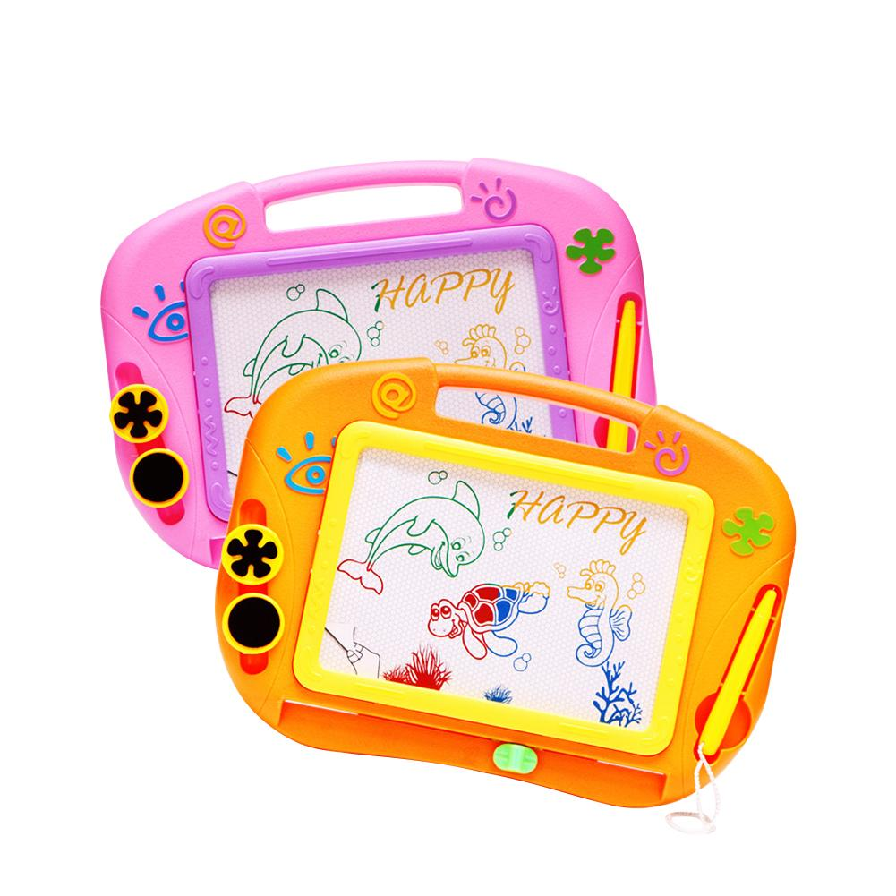 Doodle Magnetic Drawing Board For Kids Erasable Colorful Learning Educational