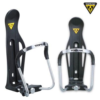 D'ingénierie de qualité en plastique et en aluminium topeak tmd06b modula cage ii diamètre réglable vélo de bouteille d'eau cage route vtt vélo