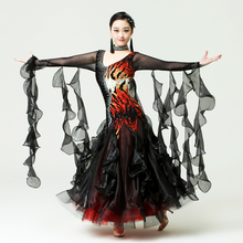 2016 New Arrival Luxurious Modern Dance Costumes High-grade Dancing Costumes