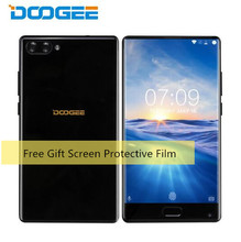 New Doogee Mix Mobile Phone 5.5 Inch HD 4GB/6GB RAM+64GB ROM 8MP+16MP Dual Rear lens Helio P25 Octa Core Fingerprint Smartphone