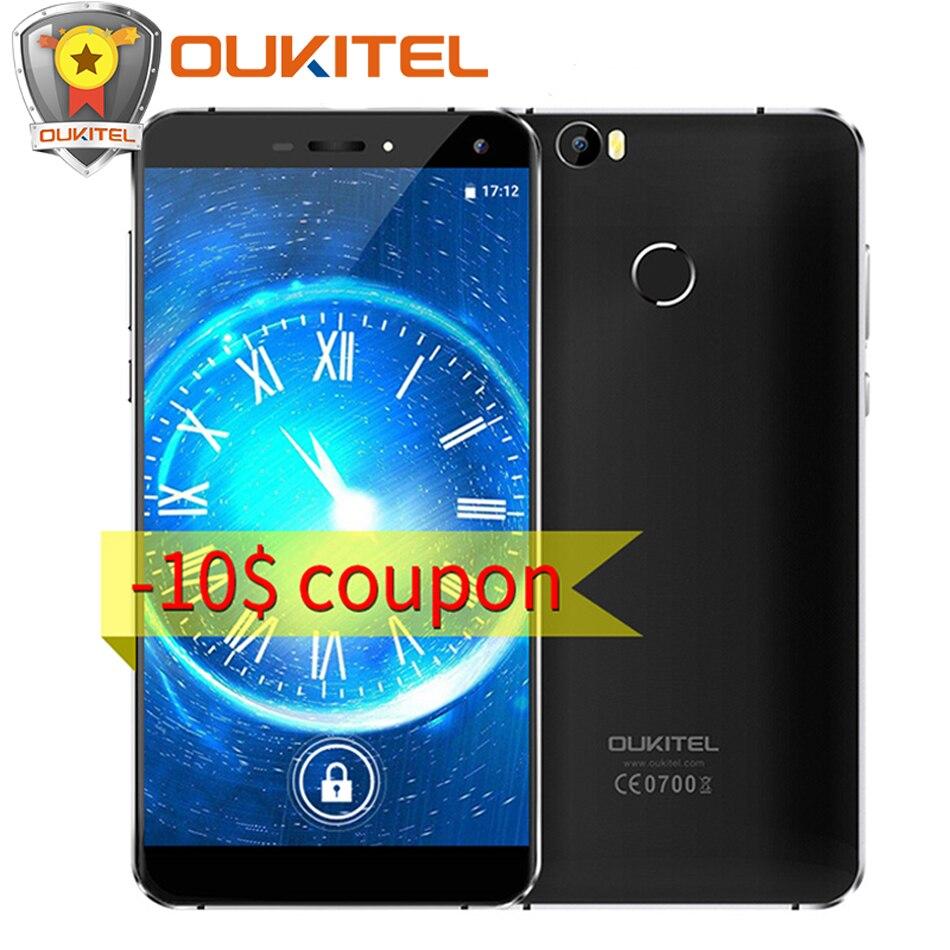 in stock Original Oukitel U11 Plus Mobile Phone 4G 64G GB 5 7 MTK6750T Octa Core