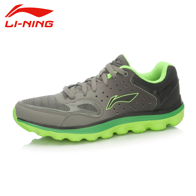 LI-NING Brand New Arrival Men's Shock-Absorbing Professional Running Shoe Sneakers Sports Shoes For Male ARHK069 XYP095 original li ning men professional basketball shoes